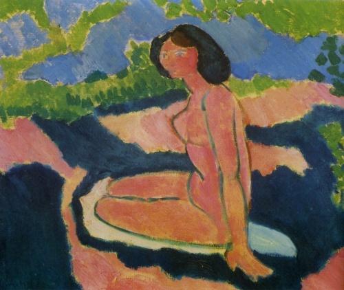 Фовисты   XIX — XXe   Les Fauves (132 работ)