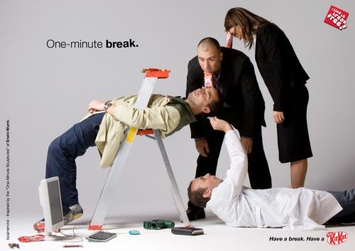 Modern Advertisment - Pastries 2 (100 фото)