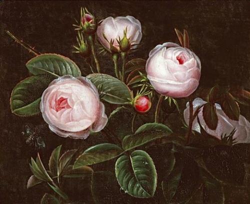 Натюрморты от Johan Laurentz Jensen (68 работ)
