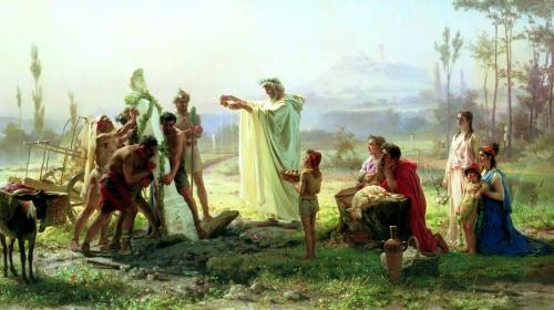 200 русских живописцев. Часть2 (107 работ)