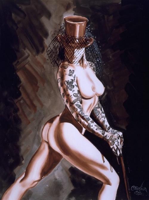 Работы художницы Olivia De Berardinis (608 работ)