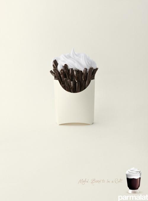 Modern Advertisment - Food (100 фото)