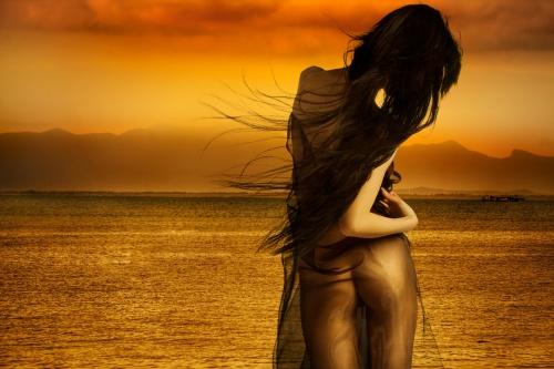 Красота женского тела - Обнаженные Модели (15 фото) (эротика)