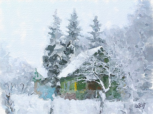 Художник Виталий Щукин (70 работ)