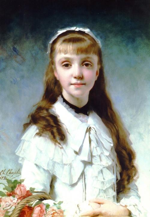 Charles Joshua Chaplin (1825-1891) (93 работ)