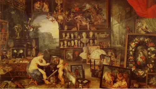 Фламандская живопись   La peinture flamande   Flemish painting (161 работ)