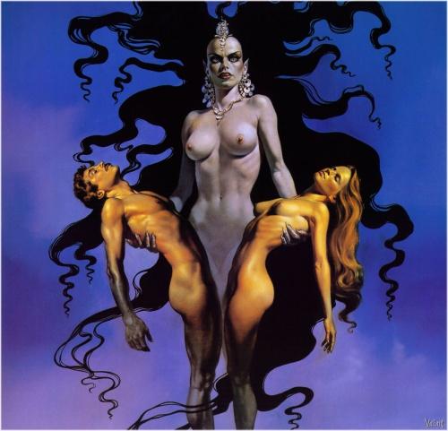 Fantasy ART (Мрачный сюрреализм) Часть2 (756 работ)