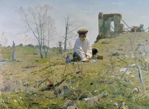 200 русских живописцев. Часть1 (101 работ)