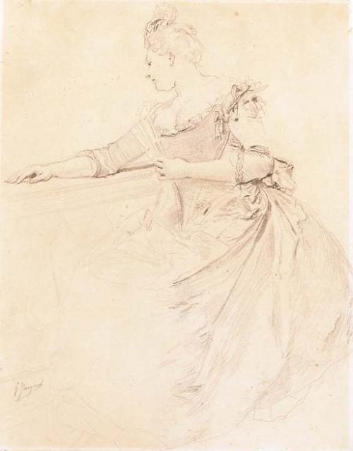 Gustave Jean Jacquet (1846-1909) (72 работ)