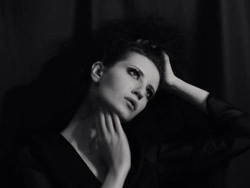 Фотограф, фото-модель и фото-актриса Лали Перро (Lali Perrault) (98 фото)