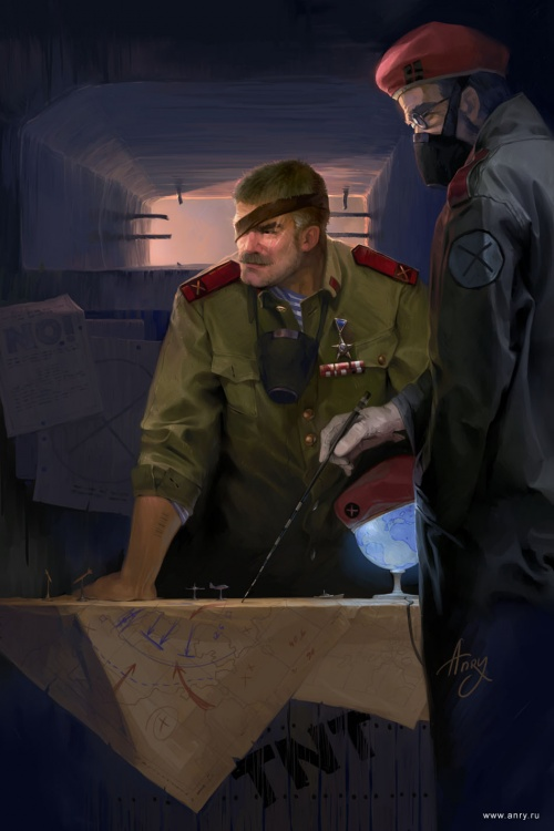 Работы Anry Nemo (Russia) (27 работ)