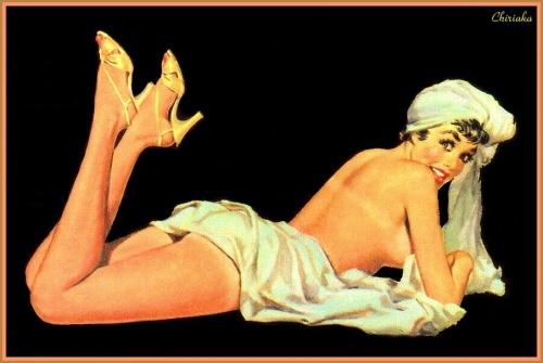 Художник-иллюстратор Ernest Chiriaka (46 работ)