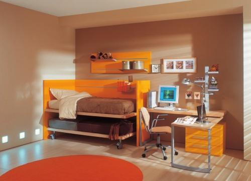 Дизайн детской комнаты 3 (60 фото)