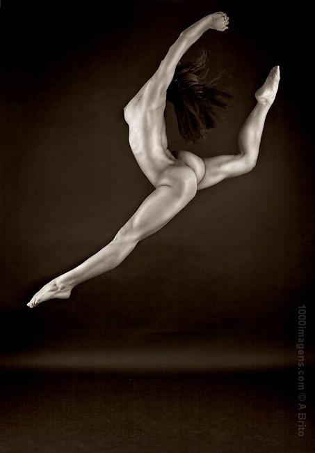 Необычайная пластика тела... Фото-работы Andre Brito (80 фото) (эротика)