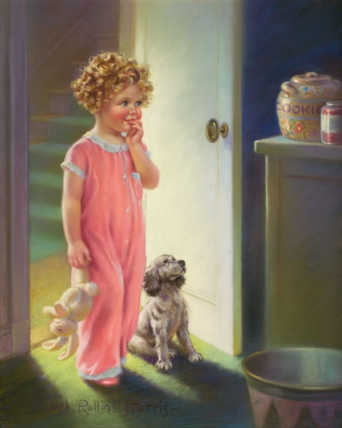 Иллюстратор Mabel Rollins Harris (43 работ)
