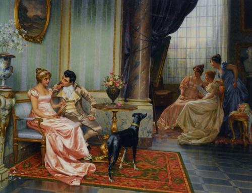 Vittorio Reggianini (1858-1938) (42 работ)
