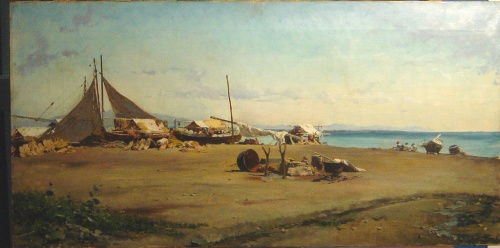Ludovico Marchetti (Italian, 1853-1909) (28 работ)