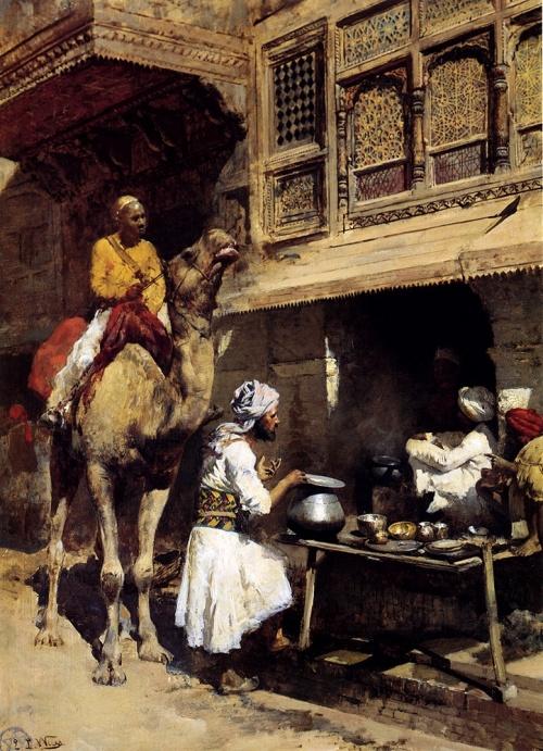 1001 Painting of Orientalists (1001 работ) (1 часть)
