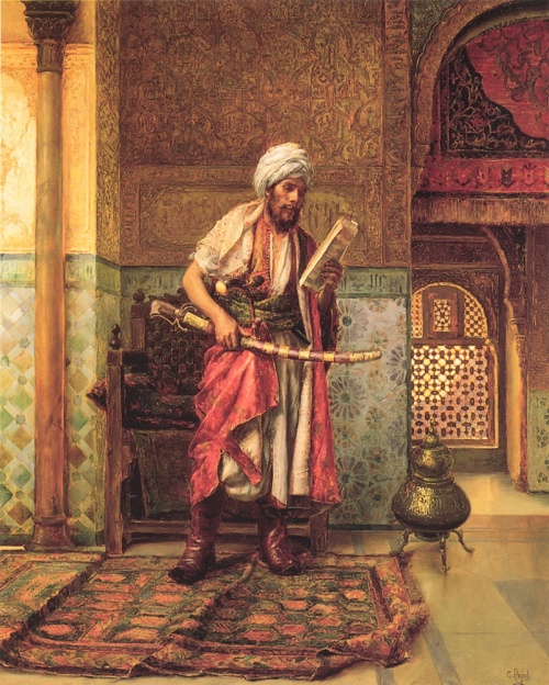 1001 Painting of Orientalists (1001 работ) (1 часть)