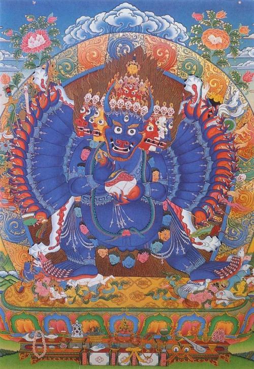 Тибетский Танка и Мандала | Tibetan Thangka and Mandala (160 работ)
