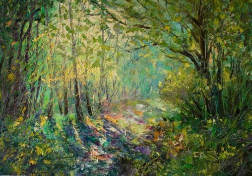 W. Krawchuk - Пейзажи (44 работ)