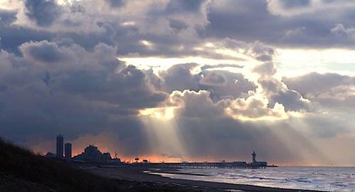 Потрясающие облака (34 фото)