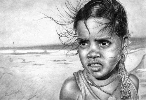 Фантастические рисунки карандашом (316 работ) (1 часть)