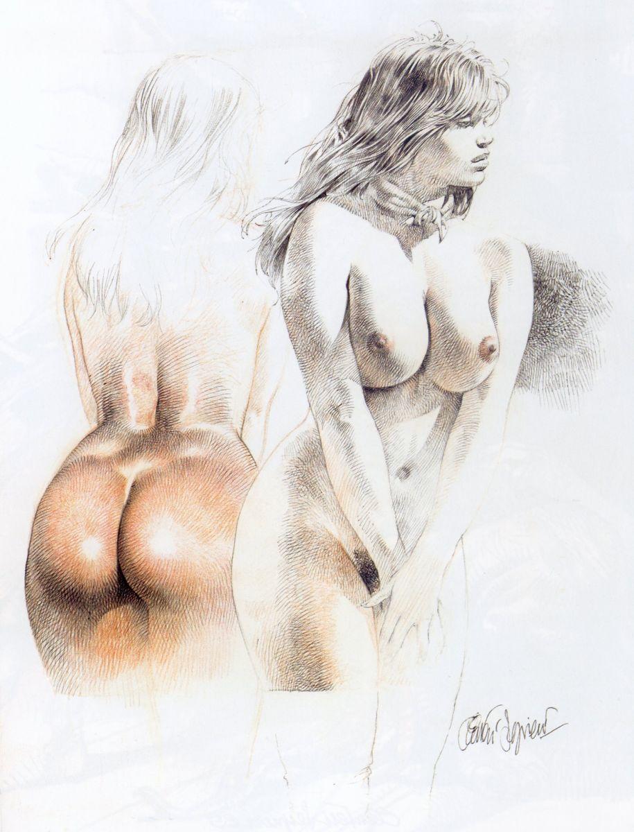 МОЛОДЕЦ Вас рисунки эротика