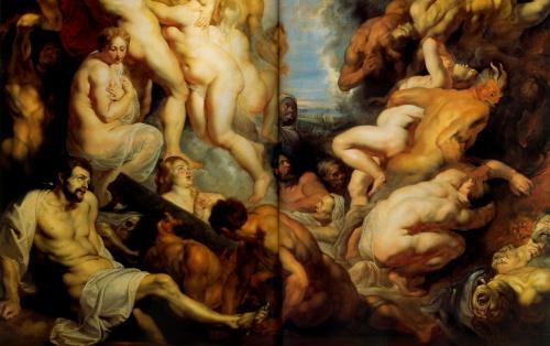 Ад и Рай в живописи   X-XXe   Hell and Paradise in painting (212 работ) (2 часть)