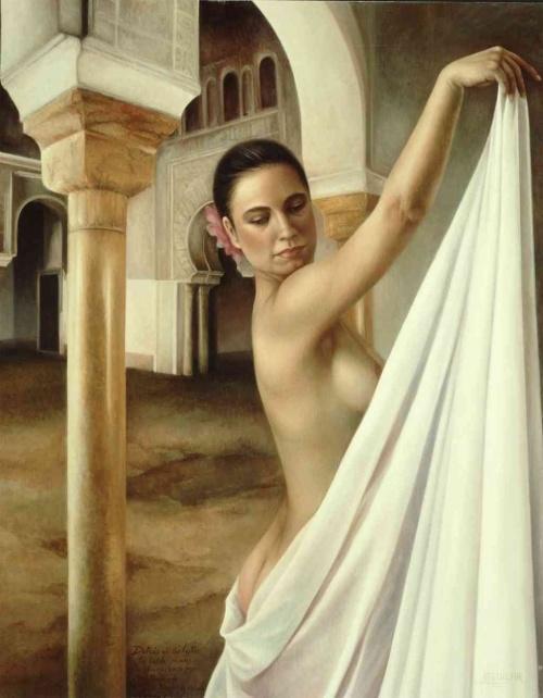 Художник Maria Jose Aguilar Gutierrez. Реализм (20 работ)