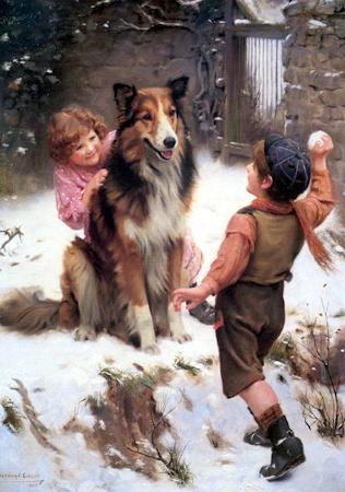 Художник Arthur John Elsley (1860-1952) (93 работ)