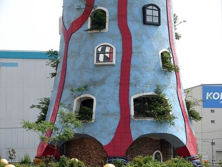 Фриденсрайх Хундертвассер | XXe | Friedensreich Hundertwasser (165 работ) (1 часть)