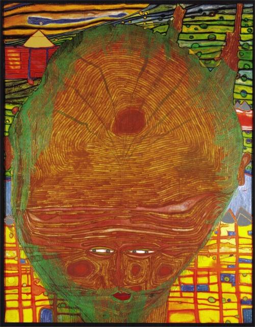 Фриденсрайх Хундертвассер   XXe   Friedensreich Hundertwasser (165 работ) (1 часть)
