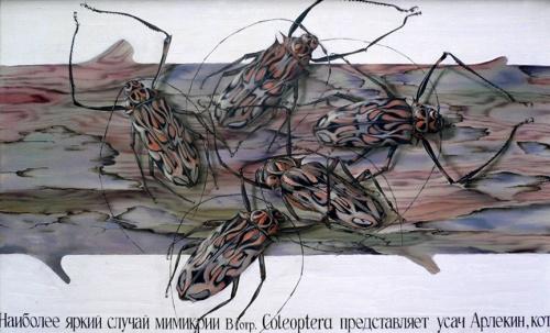 Художник Сергей Ковалевский (70 работ)
