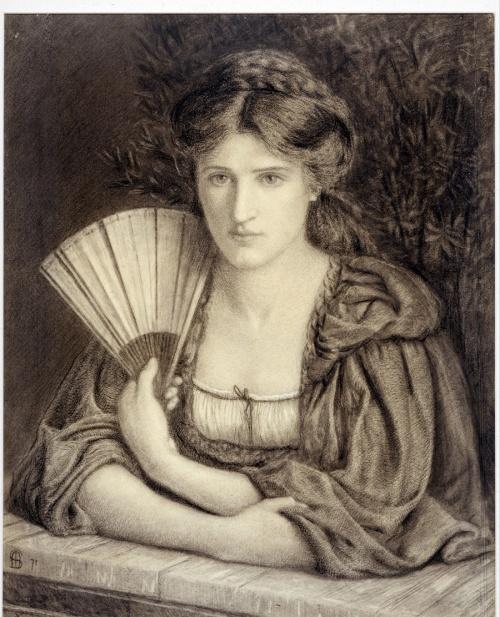 Marie Spartali Stillman (1844-1927) (40 работ)