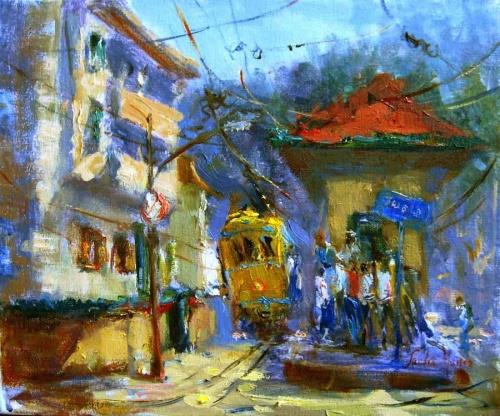 Streetcar Gallery (52 работ)
