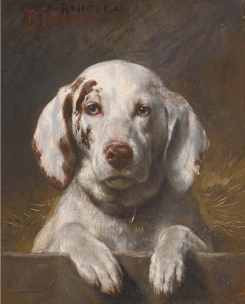 Otto Eerelman (Dutch, 1839-1926) (110 работ)