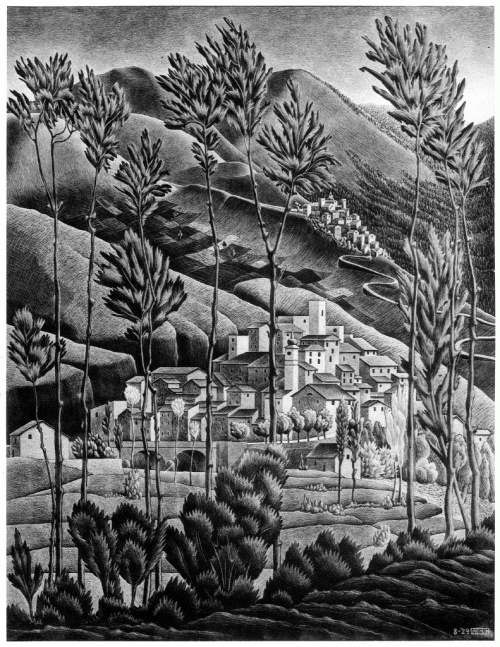 Подборка работ Мауриц Корнелис Эшер ( Maurits Cornelis Escher) (569 работ)