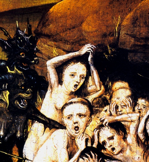 Ад и Рай в живописи | X-XXe | Hell and Paradise in painting (212 работ) (1 часть)