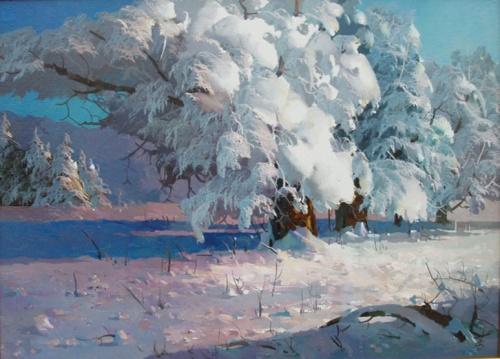 Художник Виктор Быков - Живопись (20 работ)