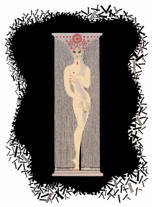 The Art of Erte (Romain de Tirtoff) (338 работ)