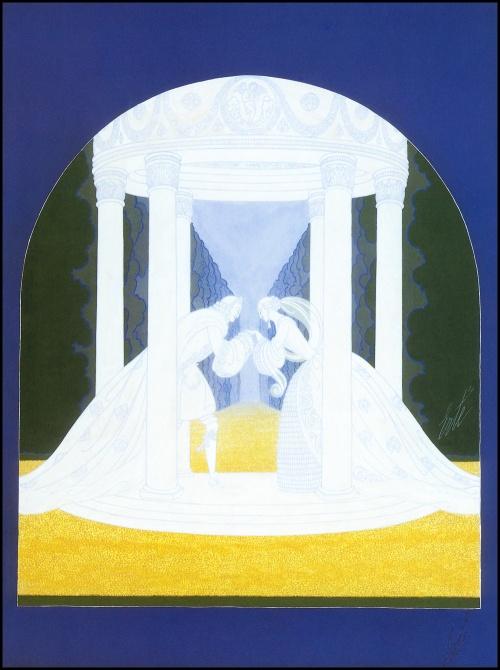 The Art of Erte (Romain de Tirtoff) (338 работ)