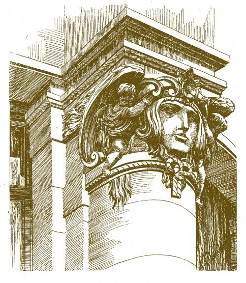 Гравюры французских и итальянских художников. Часть 2 (625 работ) (1 часть)