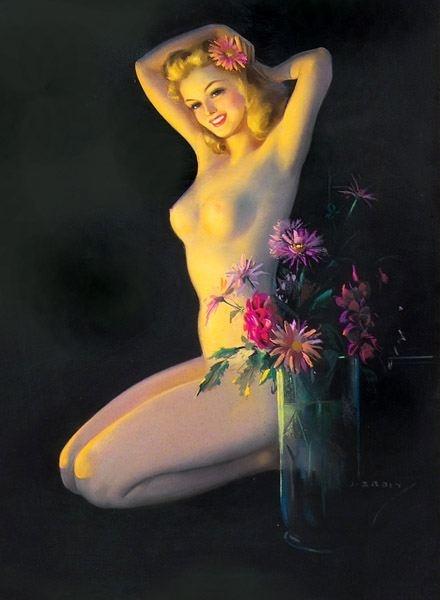 Художник-иллюстратор Jules Erbit (55 работ)