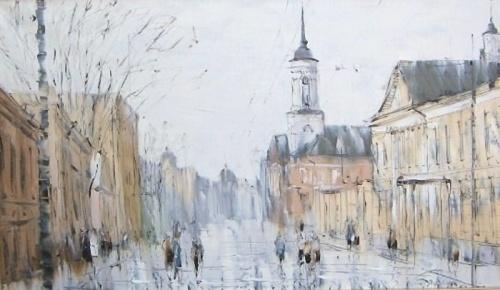 Евгений Бойко - Живопись (35 работ)