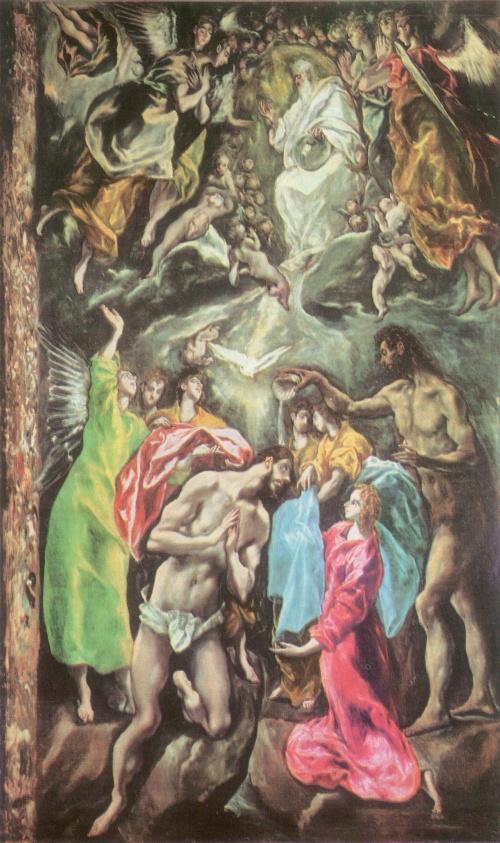 Эль Греко | XVI-XVIIe | El Greco (185 работ) (2 часть)