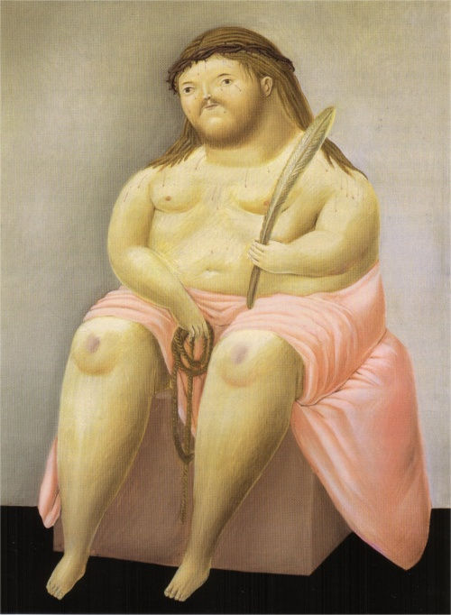 Фернандо Ботеро | XXe | Fernando Botero (177 работ) (1 часть)