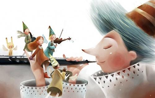 Иллюстратор Jangjun (119 работ)