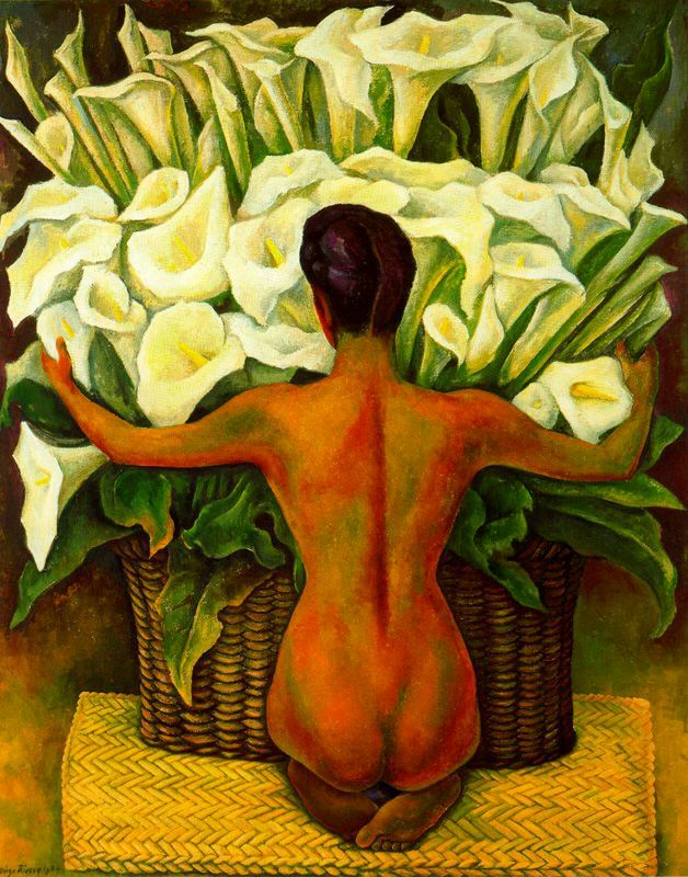 an analysis of the significance painting the portrait flower vendor by rivera Diego rivera, posters and prints - discover the perfect print, canvas or photo for your space with artcom.
