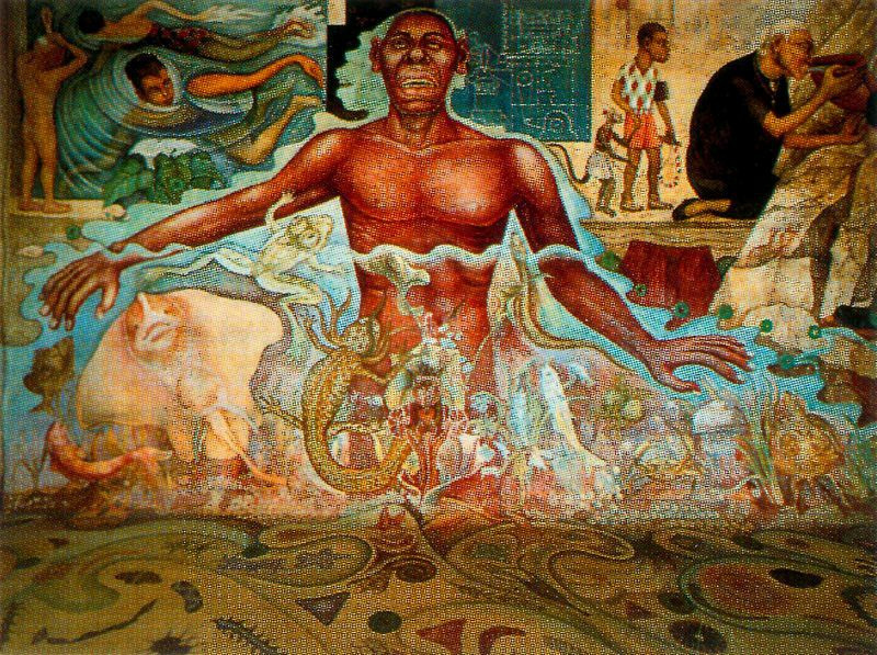 an introduction to the life of diego rivera